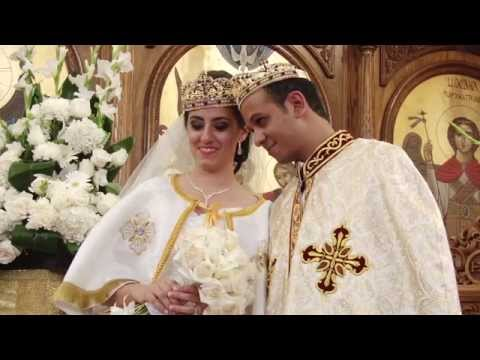 Egyptian Coptic Wedding Ceremony @ Holy Virgin Mary & St. Pi