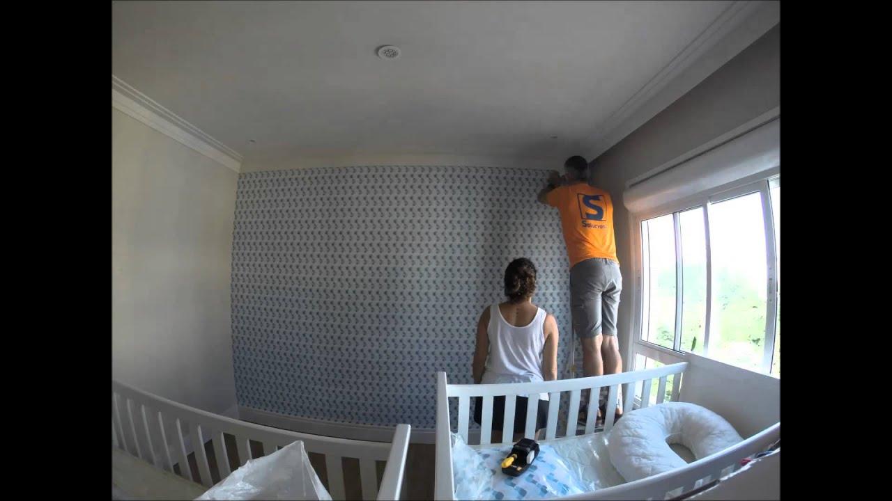 Transformação Quarto Bebê 2015  YouTube