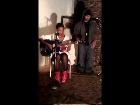 Odie Blew (B Andrea Lewis) in her very FIRST feature on 12/16/2011