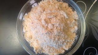 Pappula Podi  In Telugu/putnala Podi/fried Gram Powder