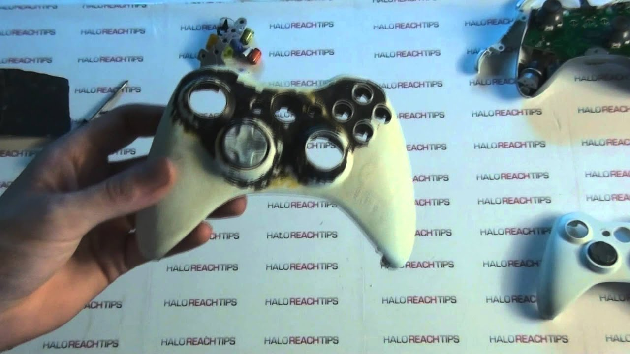 How to fix a Slow Turn Xbox 360 Controller - YouTube