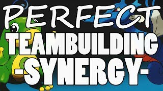 Perfect Pokemon Team Building Guide X and Y - SYNERGY!