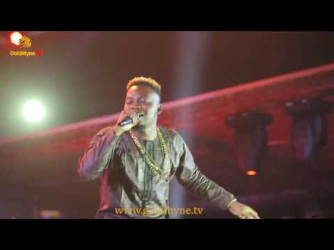 OLAMIDE'S LIVE PERFORMANCE AT ONE LAGOS FIESTA 2016
