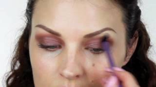 pixiwoo video how to do a simple dramatic eye look