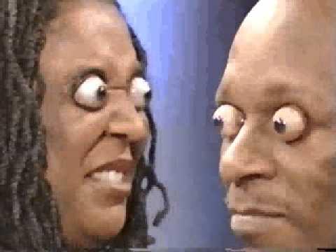 Funny Big Eyes