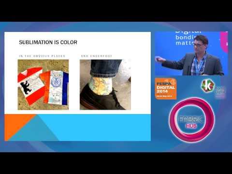 Sublimation Apparel at FESPA Digital's Fabric Hub