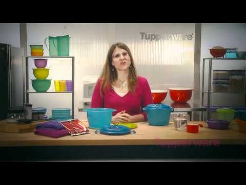 How to cook rice in tupperware microwave cooker