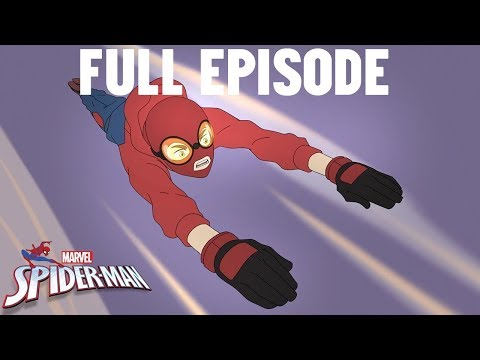 Horizon High Part One  Full Episode  Marvel's SpiderMan  Disney XD