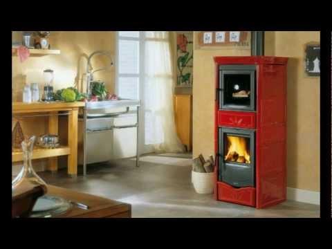 Kaminofen la nordica nicoletta vogue / forno   www.hoheka.eu   youtube