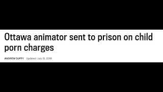 My Little Pony Animator in Prison for Child Porn - Over 60,000 Images Found