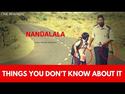 Nandalala : Things You Don't Know About It | #Mysskin | #Ilayaraja | Cine Rewinds