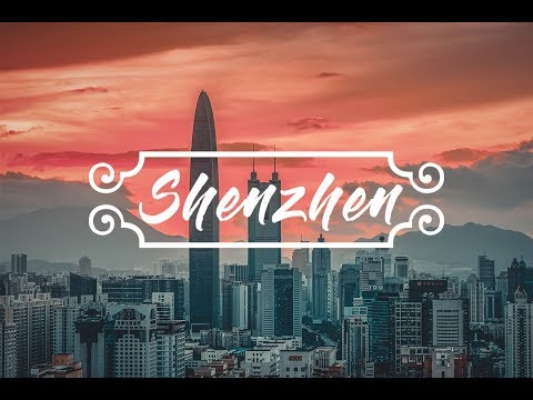 INCREDIBLE SHENZHEN 2018 // our trip to shenzhen