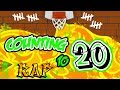 Counting to 20 Rap - Learning to Count - Counting Rap to 20 - Kids Rap Songs