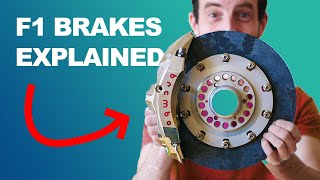 How F1 Brakes Stop from 200mph to 0 in 4 Seconds | F1 Engineering