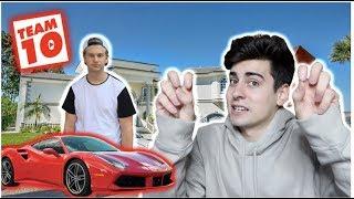 """EXPOSING Justin Roberts for """"Buying"""" a $350,000 Ferrari!! (Team ten member)"""