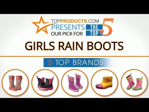 Best Girls Rain Boot Reviews 2017 – How to Choose the Best Girls Rain Boot