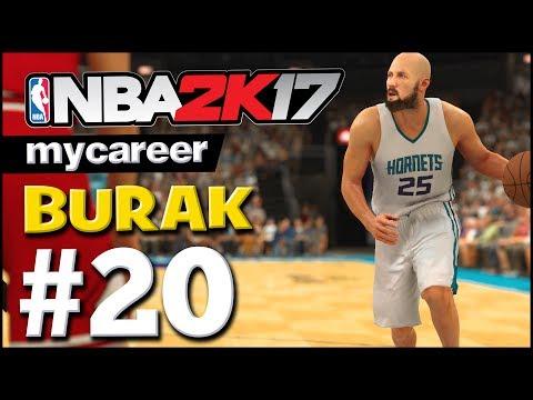 #20 DAHA ÇOK YOLUMUZ VAR! BULLS MAÇI 🏀 NBA 2K17 MyCAREER TÜRKÇE