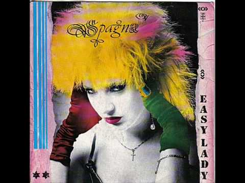 Spagna - Easy Lady 1986