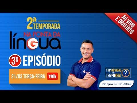 Na Ponta Da Língua   Conjugação Verbal   Episódio 3 - 2ª Temporada
