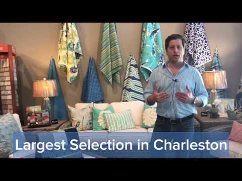 Outdoor Fabrics Sale & Gallery in Charleston
