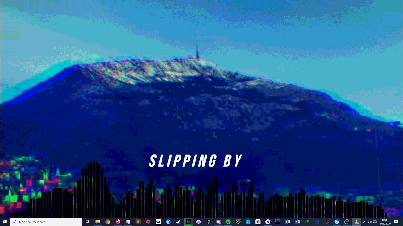 Slipping By - Alex Perkins (Official Audio)