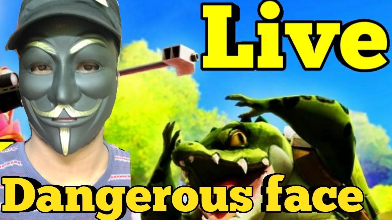 weekend special with Dangerous face | creative destruction live
