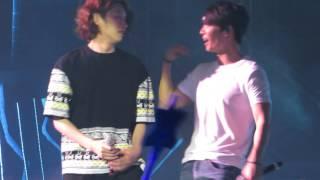 150301 SS6 Macau Rockstar + Let's Dance (Donghae focused)