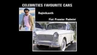 Celebrities Favourite CARS - (Credits: BURMA movie)