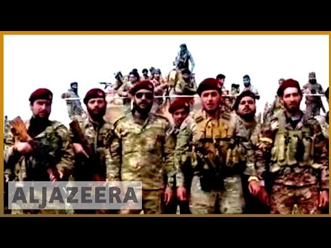 🇸🇾 Turkey-backed FSA encircles YPG-held Afrin | Al Jazeera English