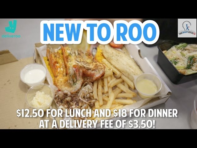 New to Roo - New Restaurants and FREE delivery!