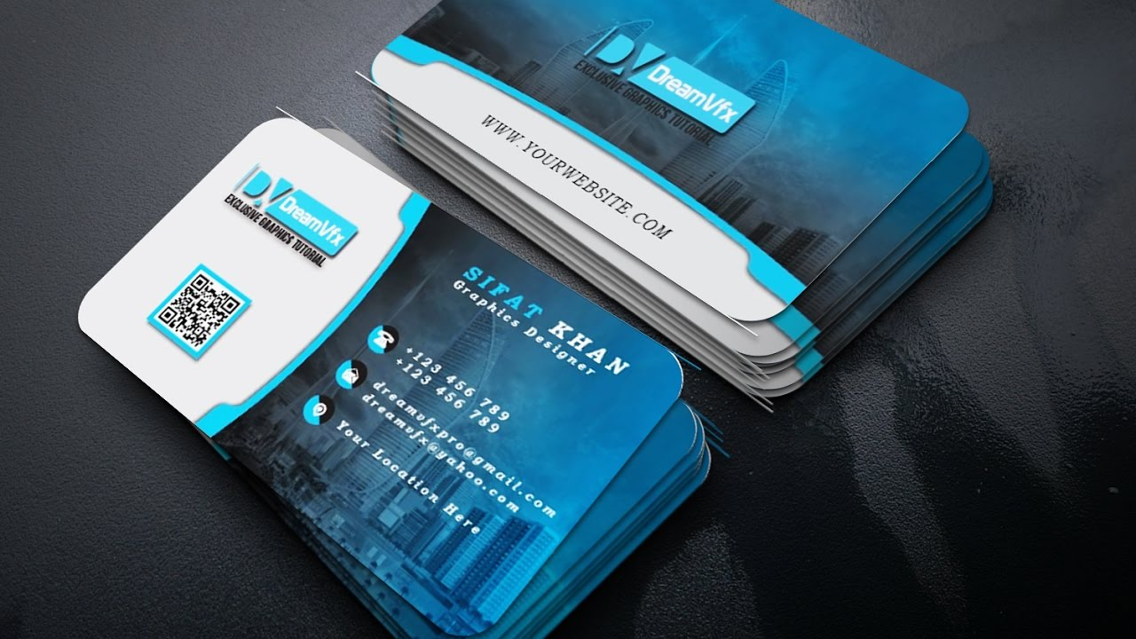 Business Card Templates Tutorial