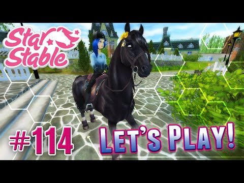 Let's Play Star Stable #114 - Wine Cellar Wrap-Up & WASPS!