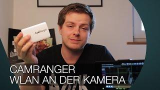CamRanger - WiFi von Kamera zum Tablet I Keine gute Idee