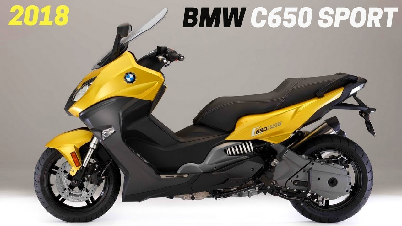 2018 new bmw c 650 sport scooter youtube. Black Bedroom Furniture Sets. Home Design Ideas