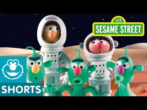 Sesame Street: Planet Bert   Bert and Ernie's Great Adventures
