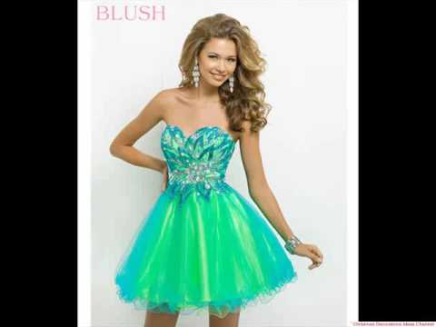 Amazing Turquoise Prom Dresses The Best Prom Dresses Ever Youtube