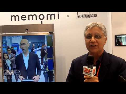 DSE 2015: Intel and Memomi Present Memory Mirror Solution