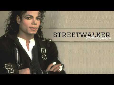 Michael Jackson - Streetwalker (1986 Demo - Mix)