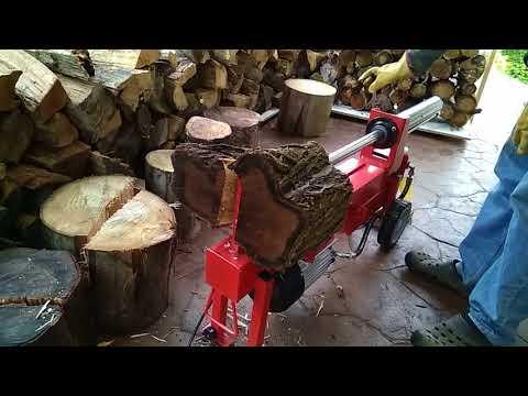 Yukon 12 Ton Electric Log Splitter