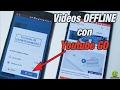 Youtube GO y cómo descargar los vídeos
