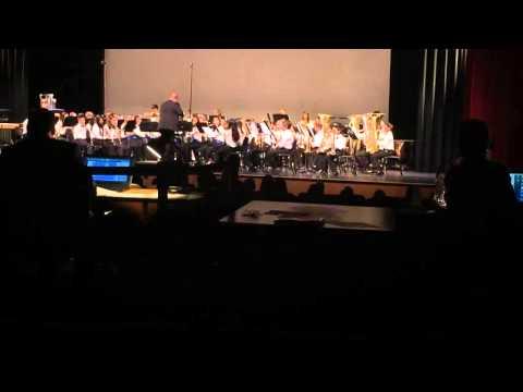 Burleigh Manor Middle School Wind Ensemble