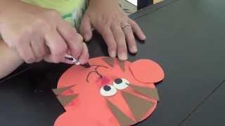 Daniel Tiger Birthday (Activities and Crafts) Thumbnail
