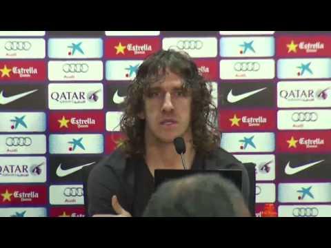 Barcelona sack Andoni Zubizarreta, Carlos Puyol resigns