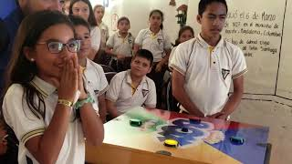 Challenge Box Escuela Normal Superior de Oiba -E.N.S.O-