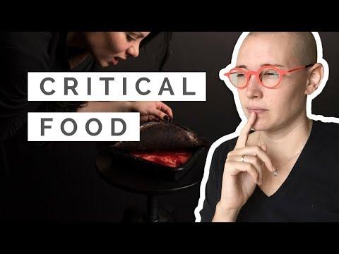 Critical Food Design with Andreea vlad | Food Designer Profile | Food Design