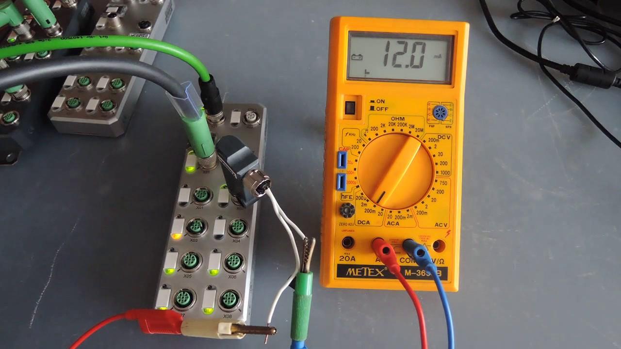 Entfernungsmesser Profinet S Profinet Io Professional: Phoenix Contact Profinet IO Moduly S IO Link / Axioline IO