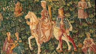 Medieval Virelai Music & Song - XIII th & XIV th Century - E, Dame Jolie & Douce Dame Jolie