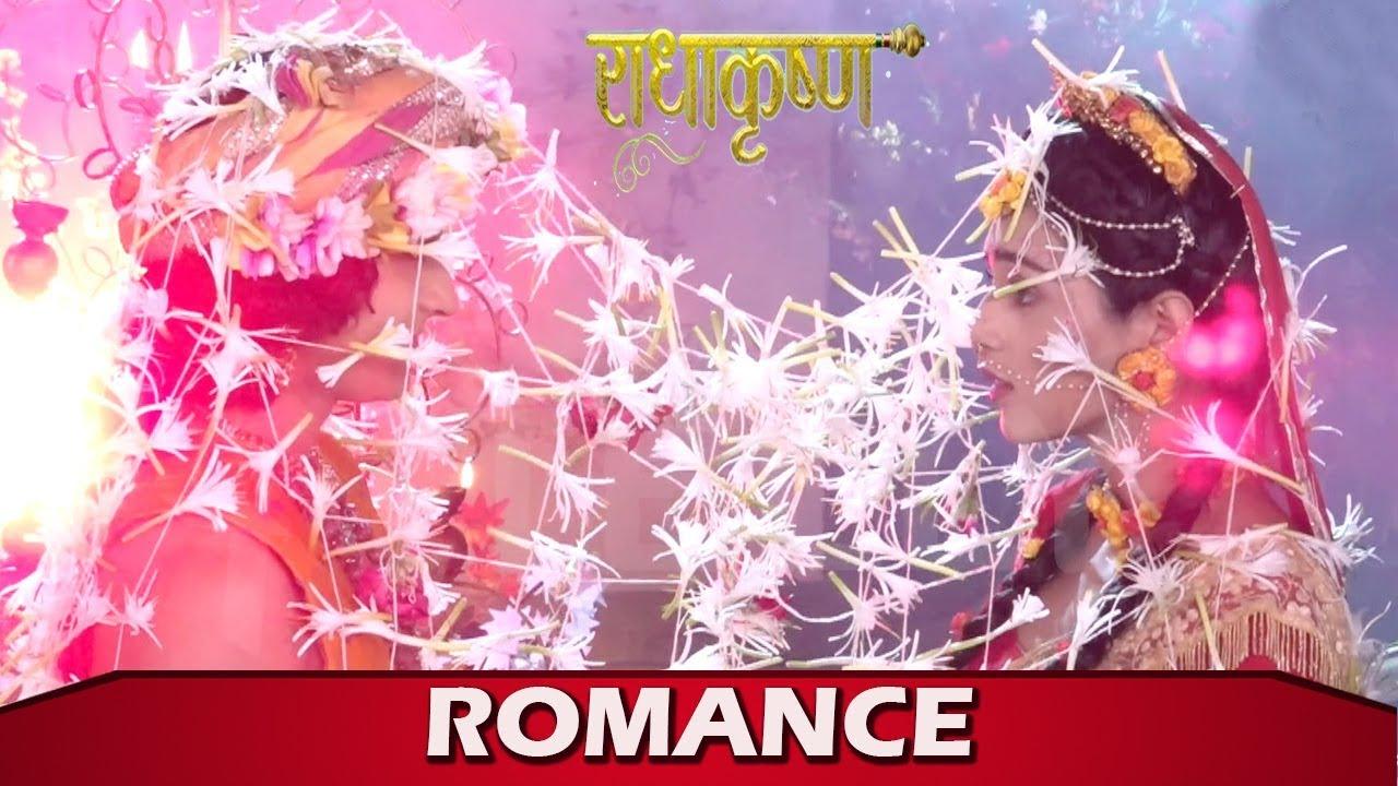 Radhakrishn Radha And Krishna Romance In Jungle Radha Finds True Love Youtube