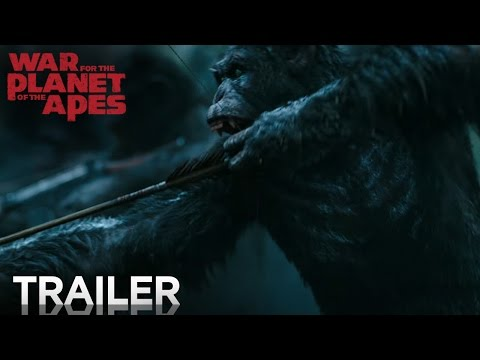 War for the Planet of the Apes | Official Trailer 2 | Fox Star India | July 14