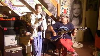 Kay Starr - Comes A-long A-Love - Acoustic Cover - Jasmine Thorpe & Danny McEvoy